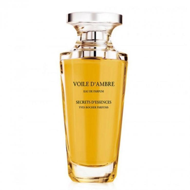 Парфюмерная Вода «Амбровая Вуаль» Yves Rocher 50 мл