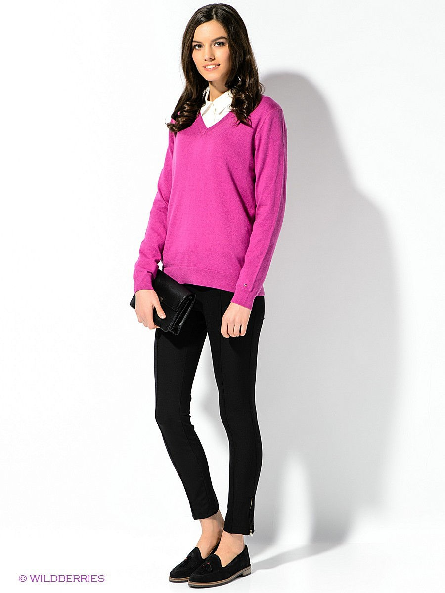 Пуловер tommy hilfiger, размер m