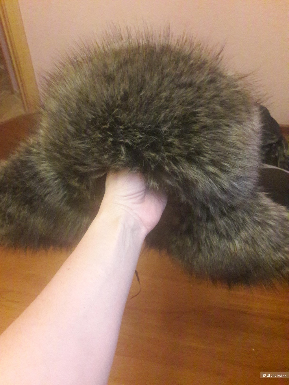 Утепленная шапка -ушанка YIHAO размер Xl