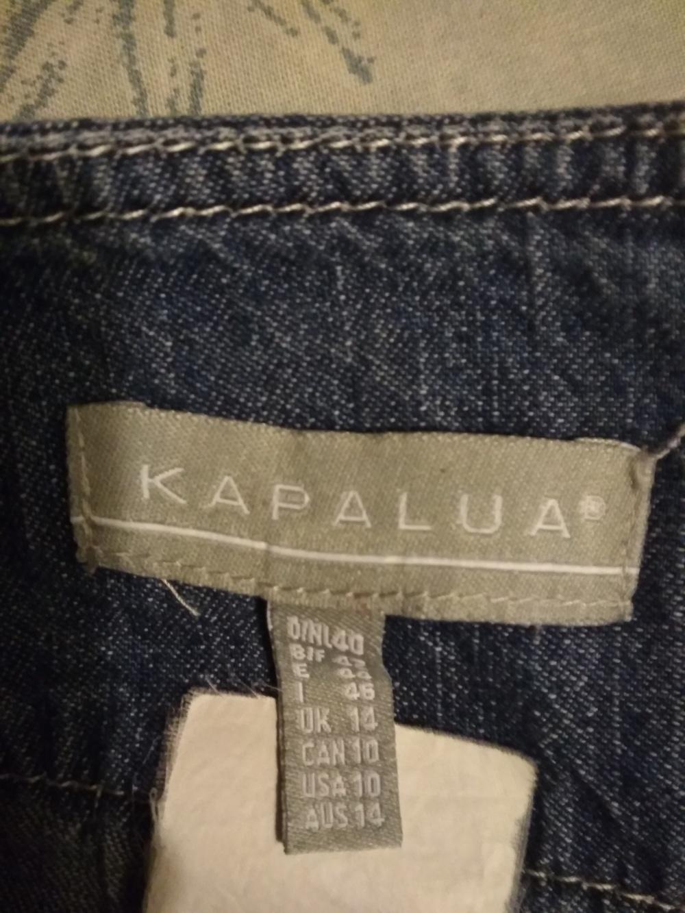 Джинсы немецкого бренда Капалуа (38)46