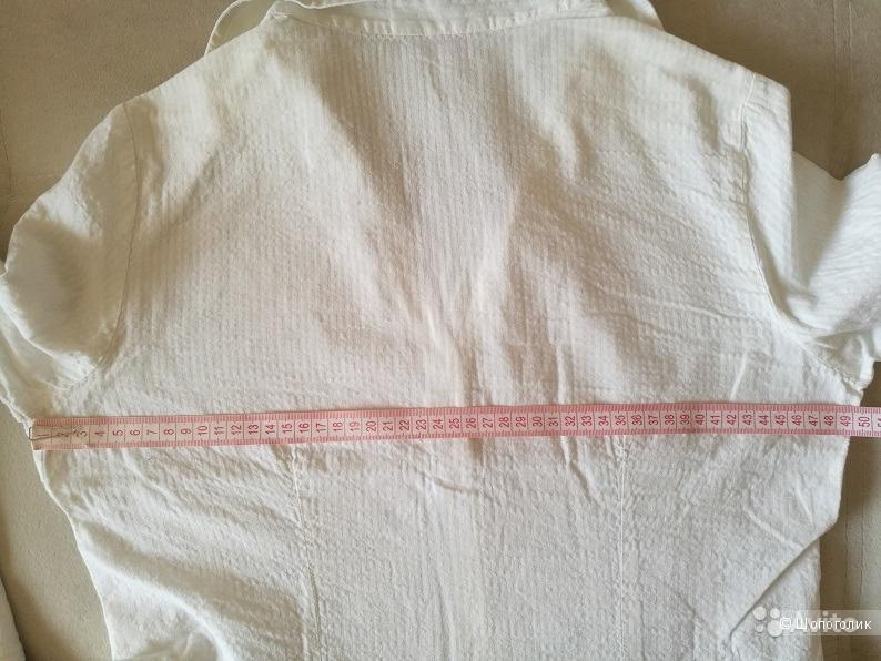 Блузка рубашка Peruna 46 размер