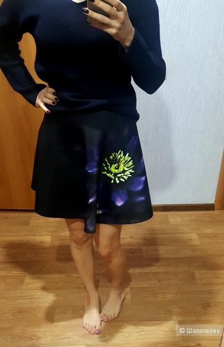 Шикарная юбочка Sportmax Max Mara, размер S