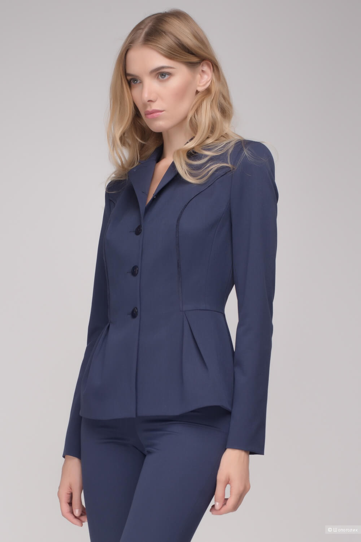 Шерстяной пиджак  N.W.3, размер 48-50