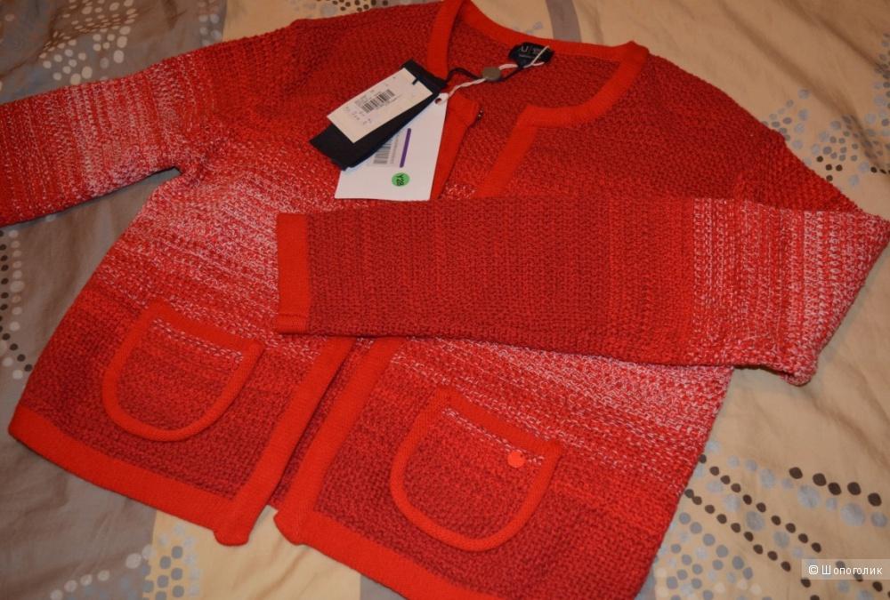 Armani jeans кардиган  р-р 48 (ит 46)