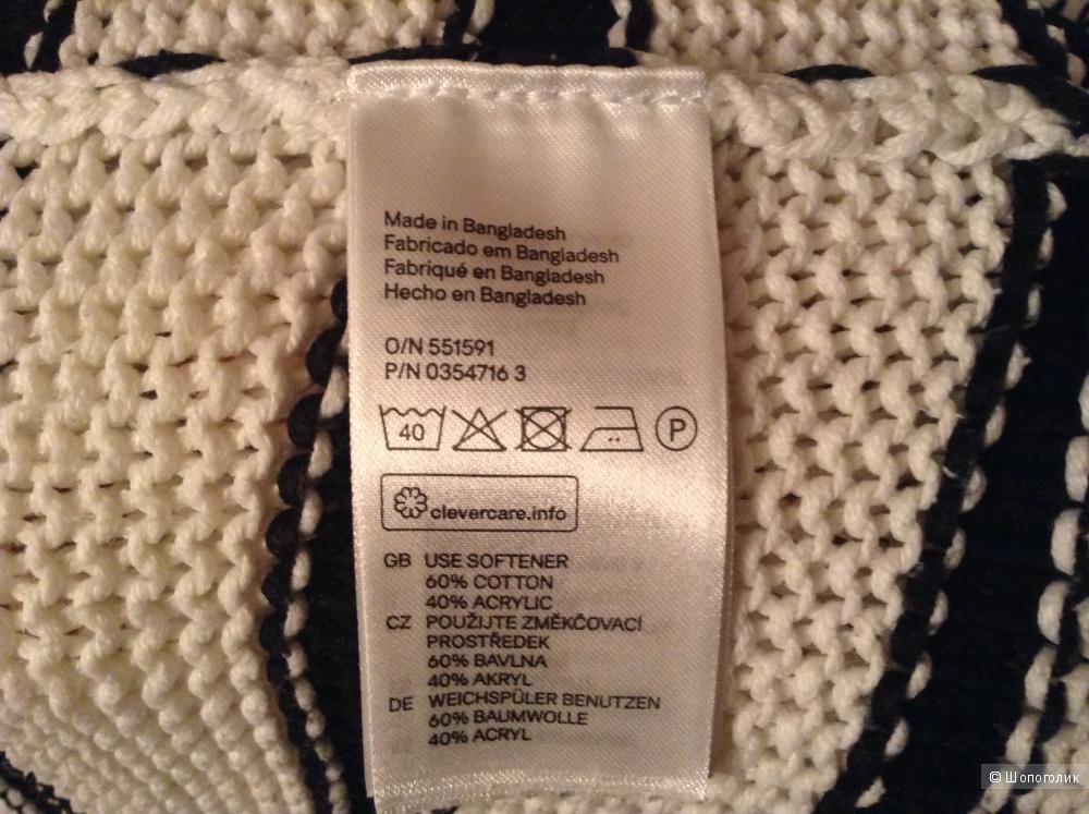Cвитер фирмы H&M 52 размер