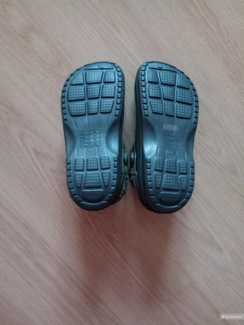 Кроксы сабо шлепки Livergy размер 40-41