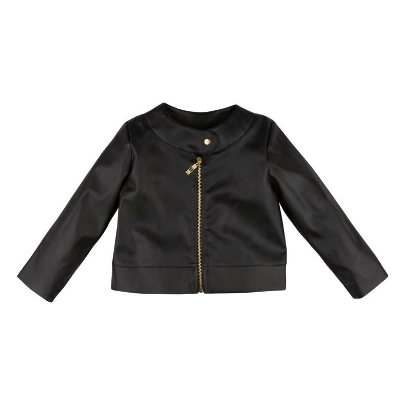 Куртка кожаная ЕВГАКИДС размер 92