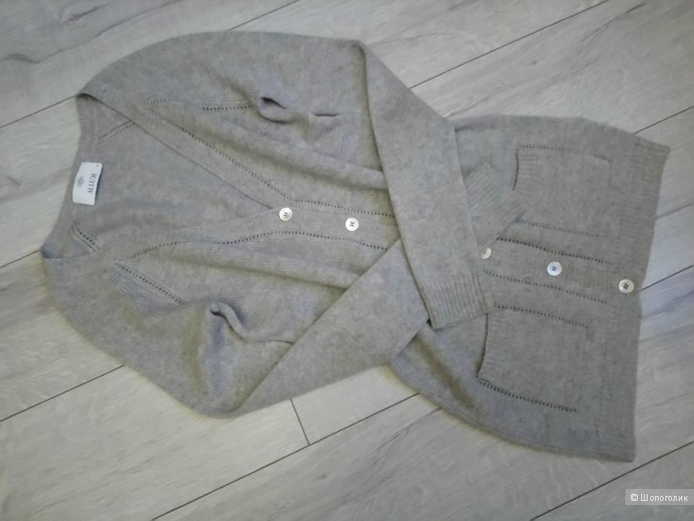Кашемировый кардиган ALLUDE, размер M