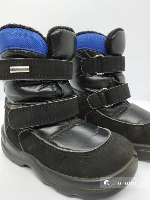Ботинки детские,зимние Skandia-tex, размер 23