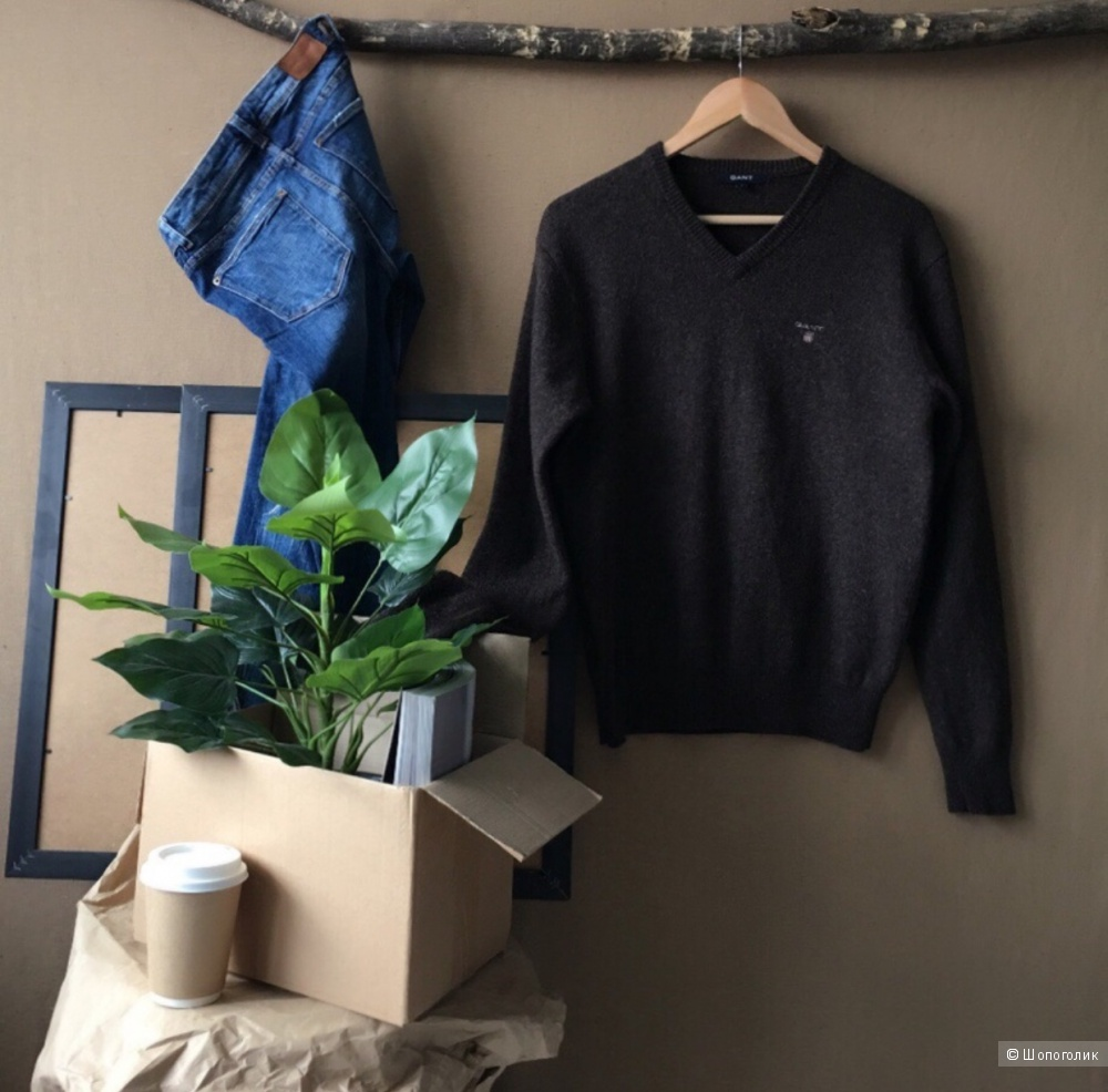 Пуловер Gant. Размер: S.