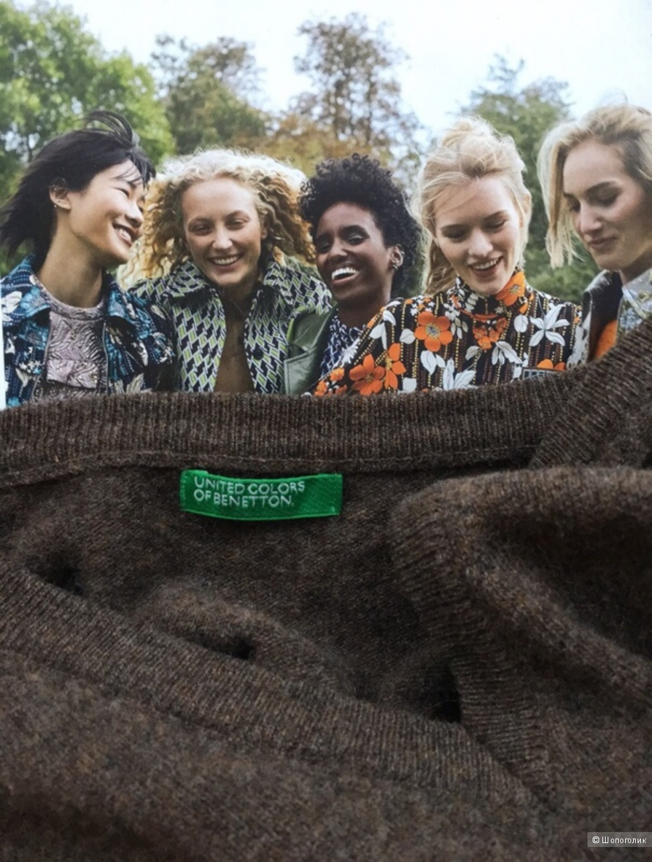 Пуловер Benetton. Размер: L.