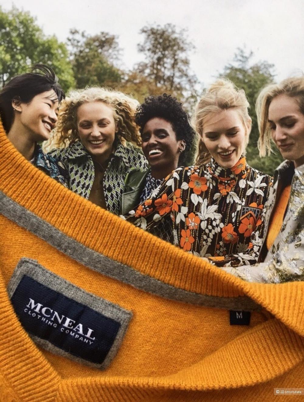 Пуловер McNeall Сlothing Company. Размер: М.