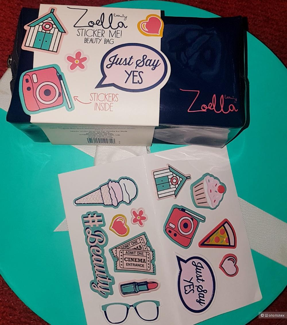 Косметичка + стикеры Zoella