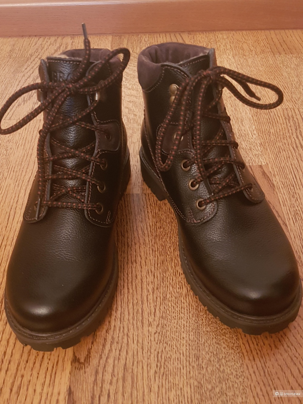 Ботинки зимние BRADO, размер 37