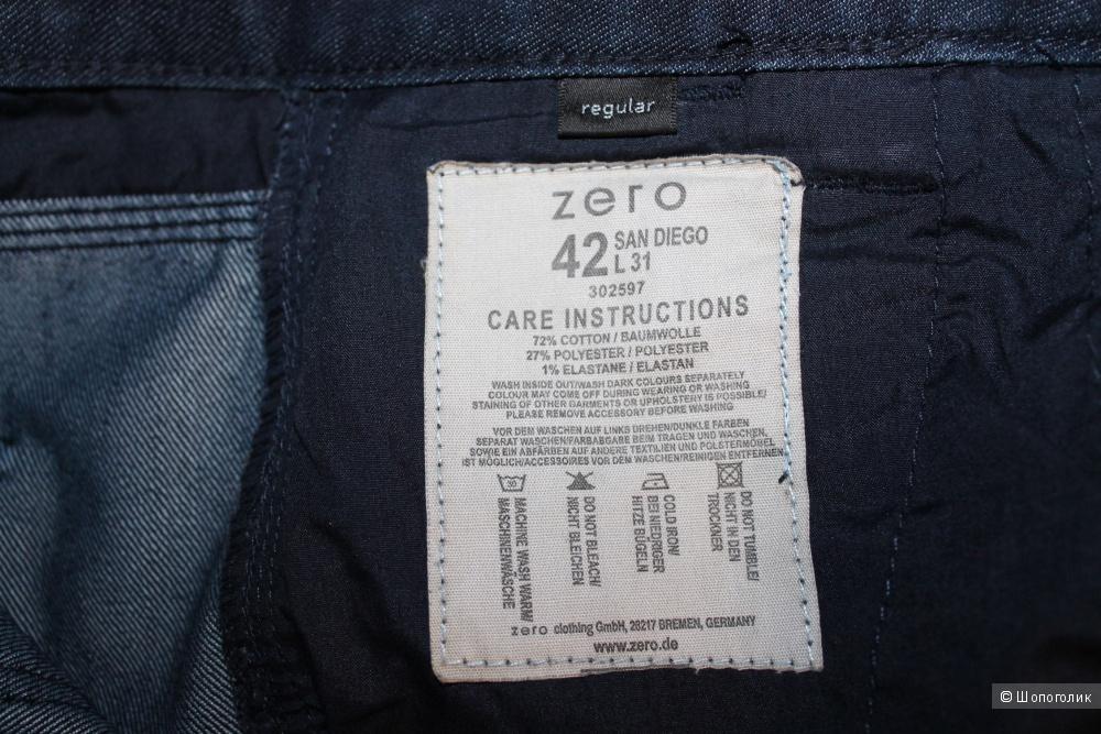 Джинсы  ZERO, размер 42 на 48-50 рос.
