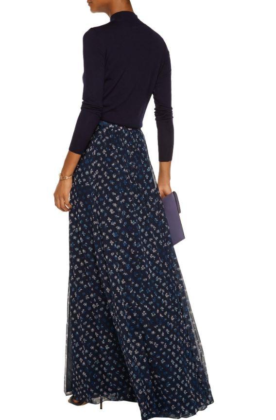 Юбка макси Diane Von Furstenberg размер 10US – 46/48