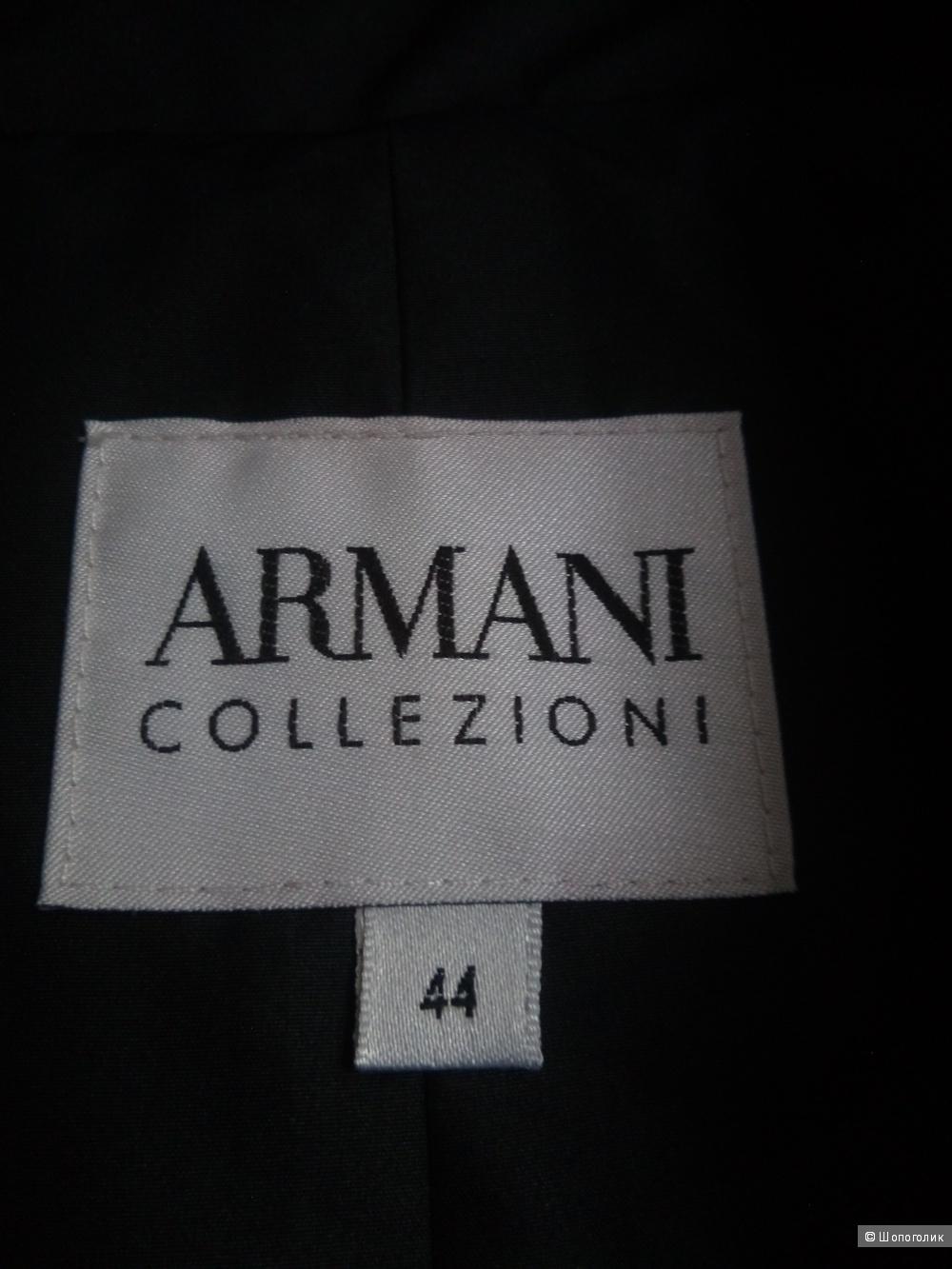 Тренч Armani Collezioni, размер 44