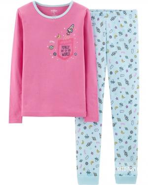 Пижама Carters для девочки, размер 12 (145 -152 см)