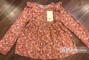 Блуза-туника Mayoral, размер 8 / 128 см