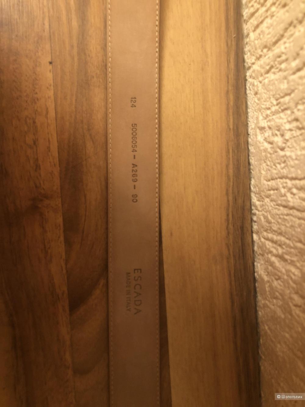Ремень Escada 90 см