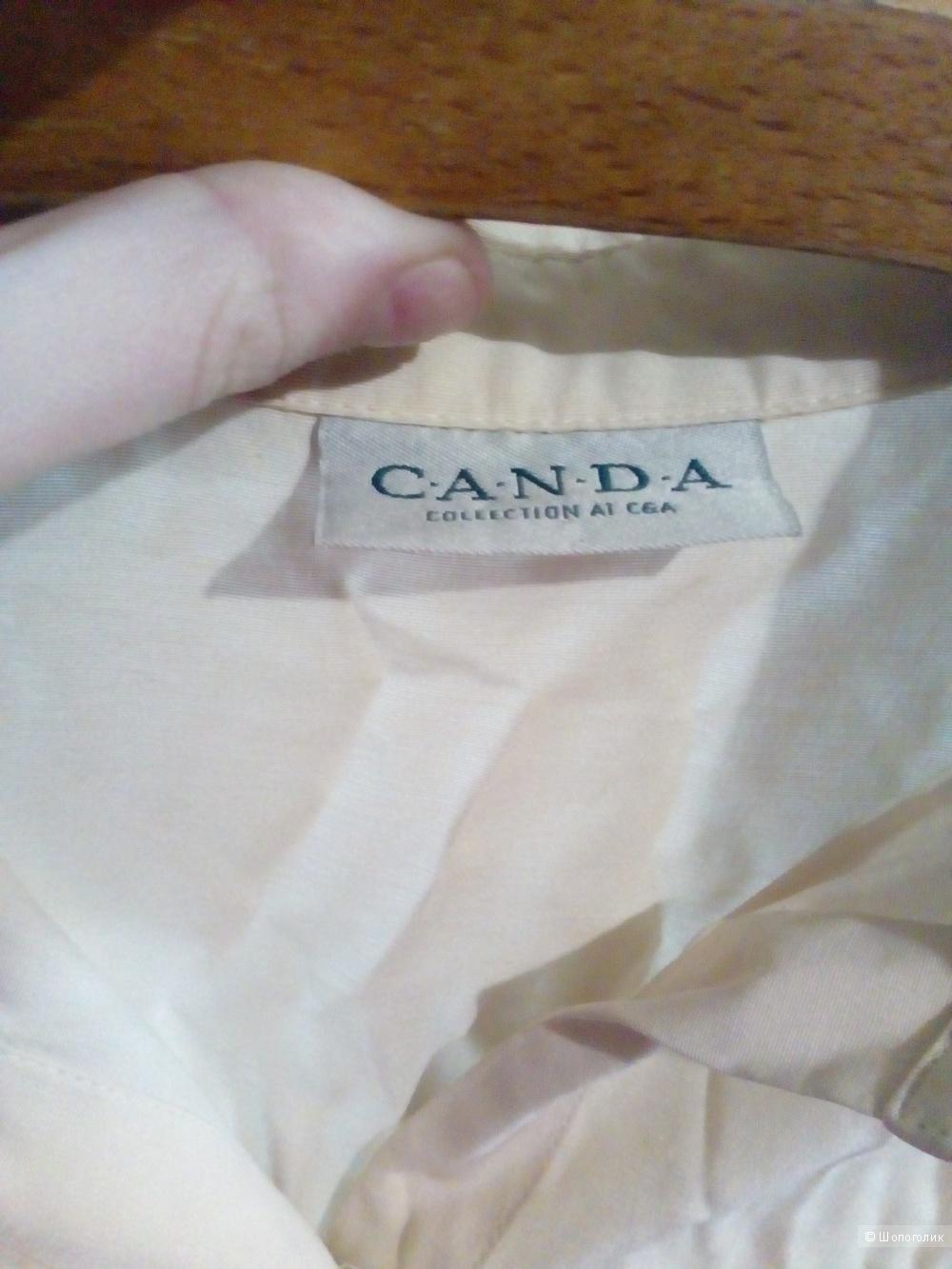 Рубашка C&A 46 размер цвет айвори