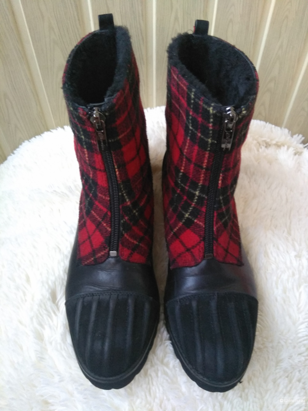 "Ботинки ""Эконика"" размер 39"