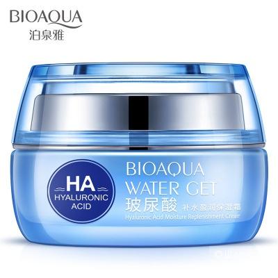 "BioAqua Water Get Hyaluronic Acid Cream крем для лица ""Гиалуроновый"