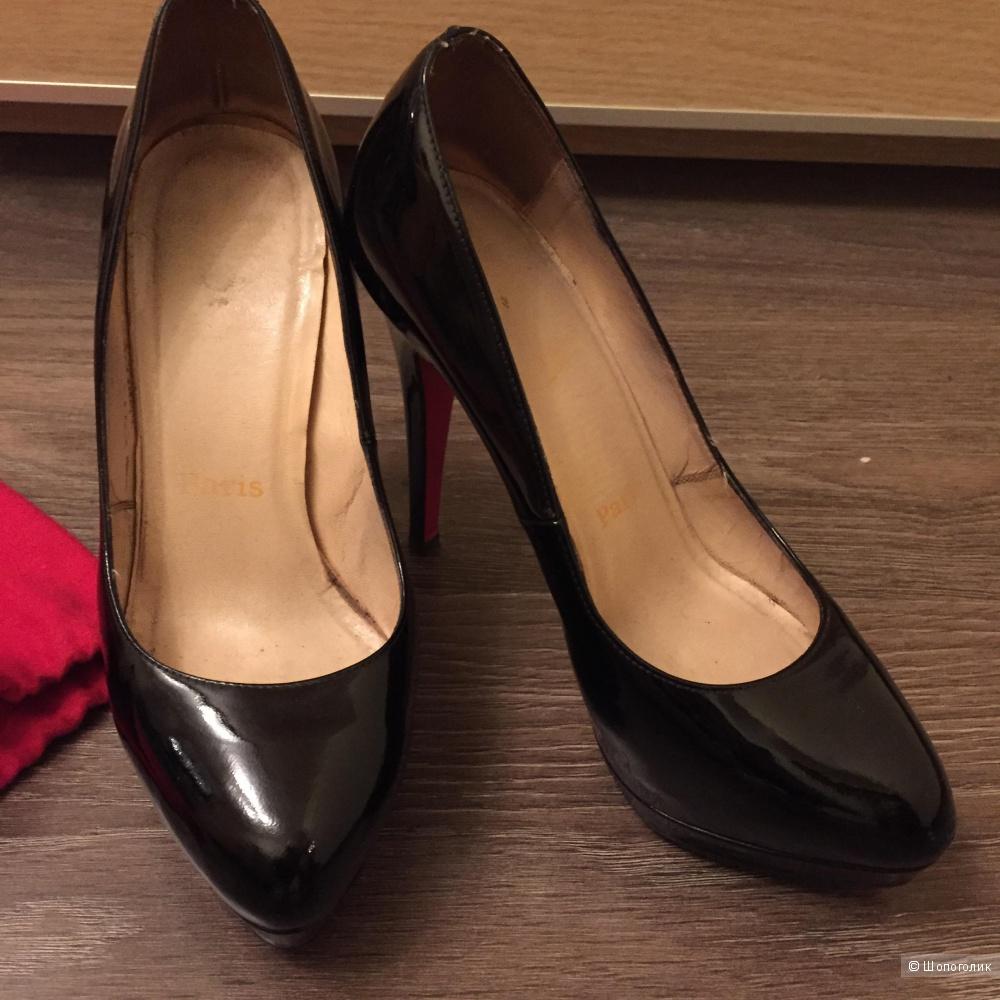 Туфли Christian louboutin 38,5 размер