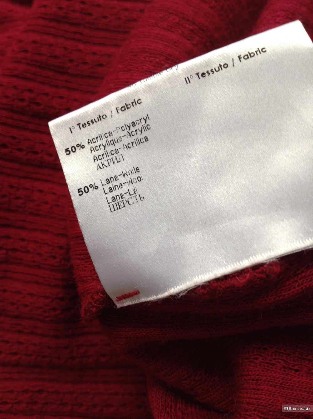 Джемпер Blu Byblos, размер 48 IT.