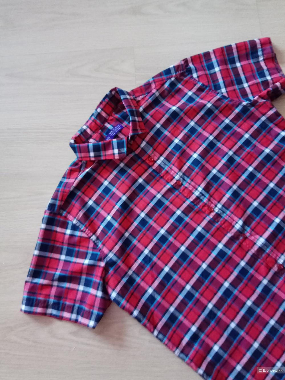 Мужская рубашка L-XL