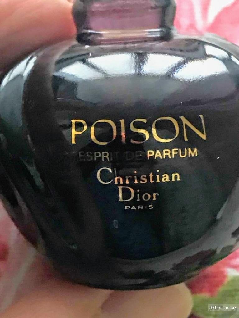 Раритетный парфюм Poison.