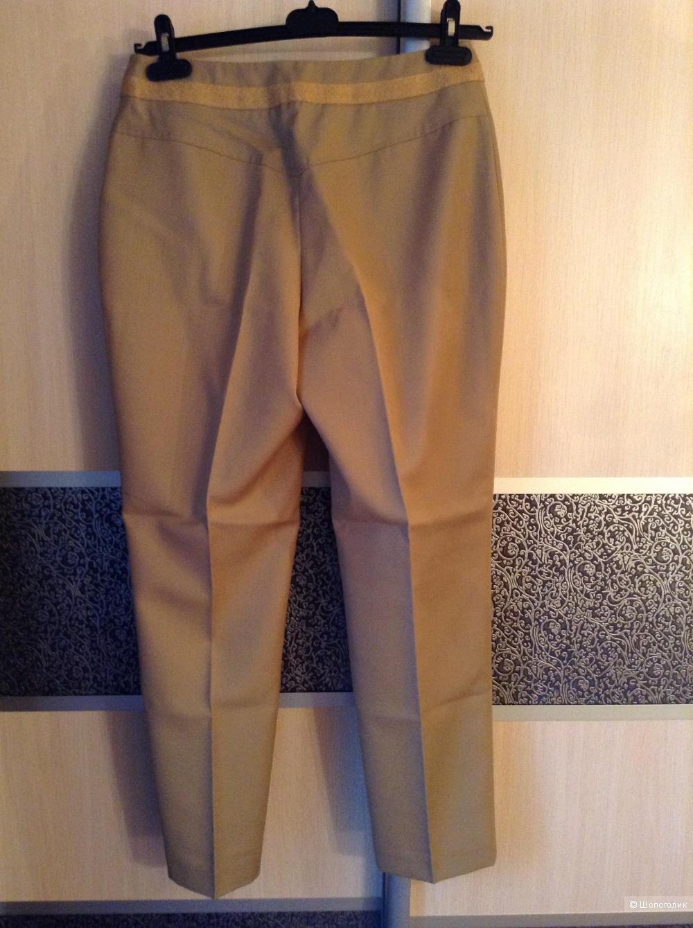 Шерстяные  брюки S&S by S.Zotova, 48 RU