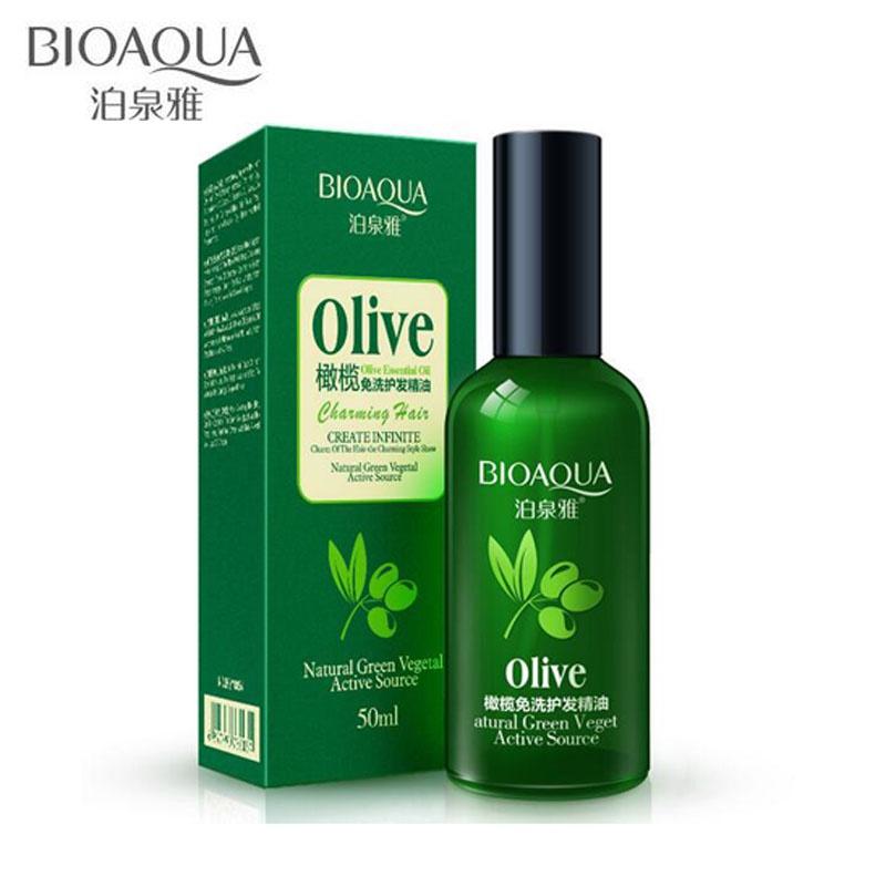 Масло для волос BIOAQUA OLIVE
