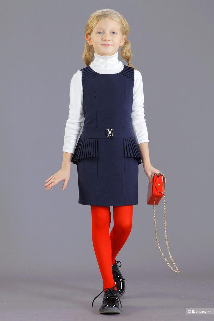 Школьная форма. Платье. Маленькая леди. 10-11/142/146