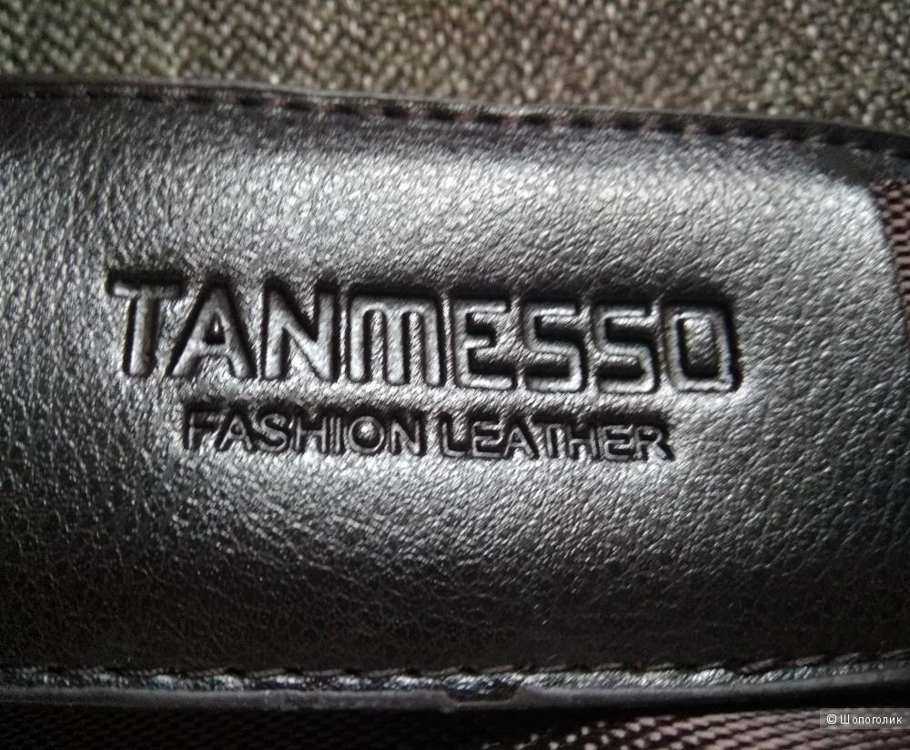 Сумка планшетка мужская Tanmesso  24х28х6см