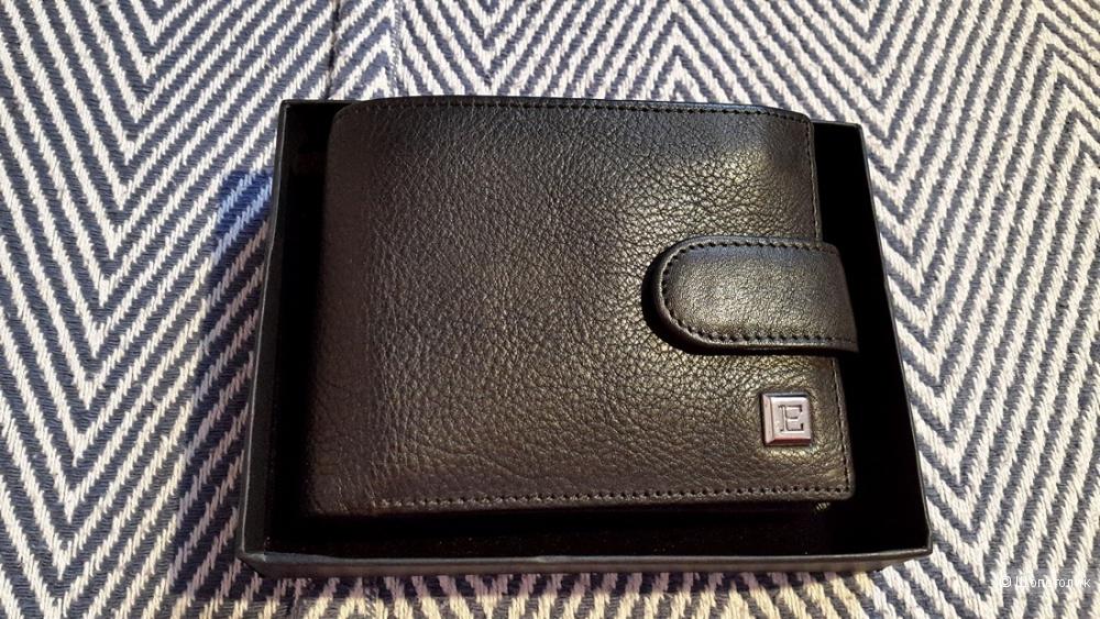 Мужской кошелек из натуральной кожи от Eleganzza.