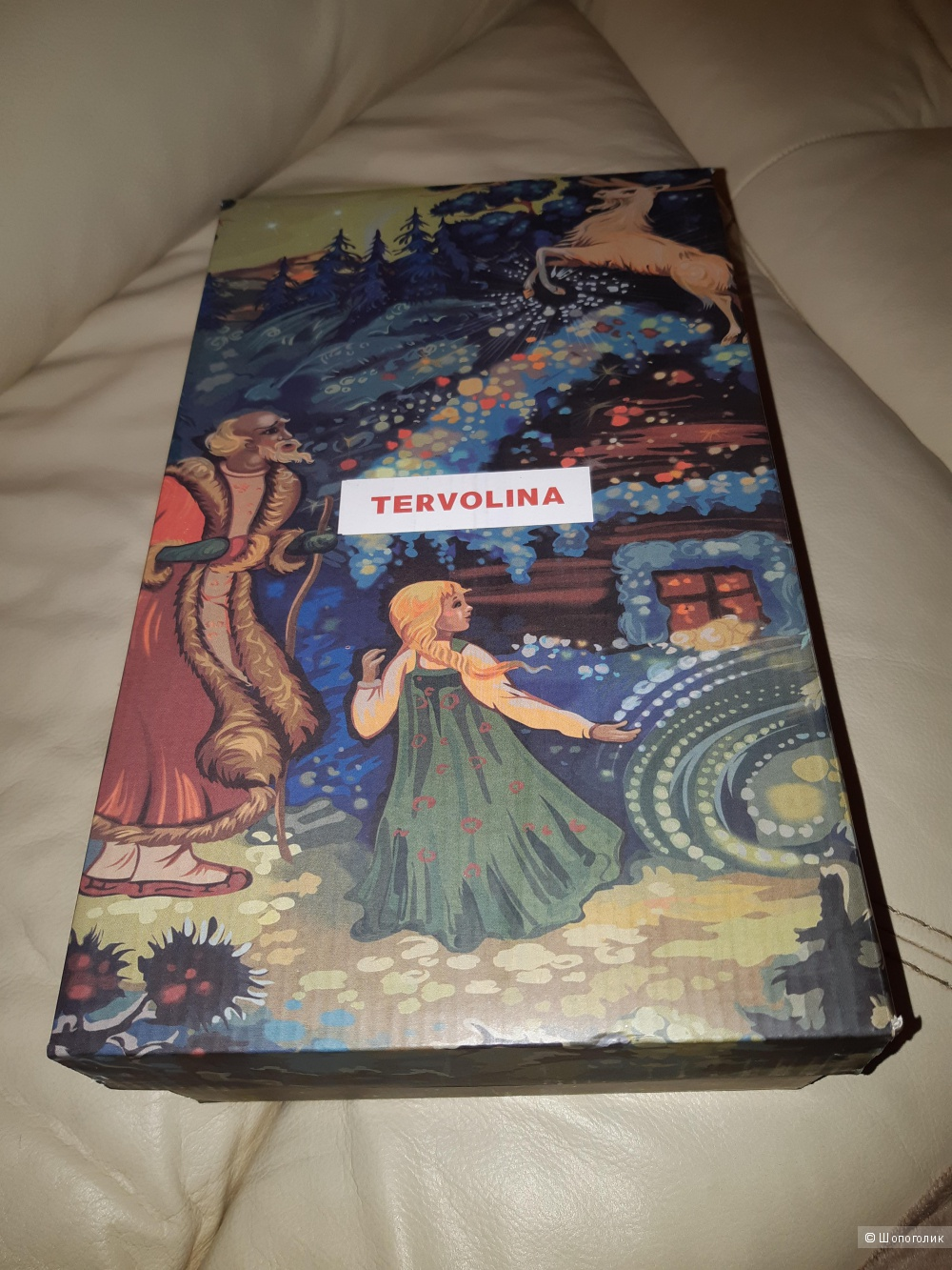 Броги tervolina, размер 36/36.5/37