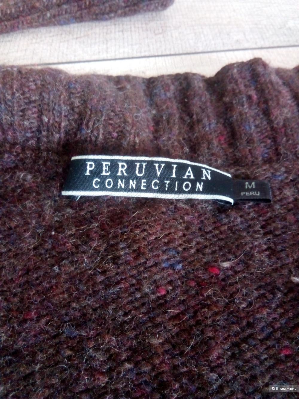 Кардиган   Peruvian Connection, размер М