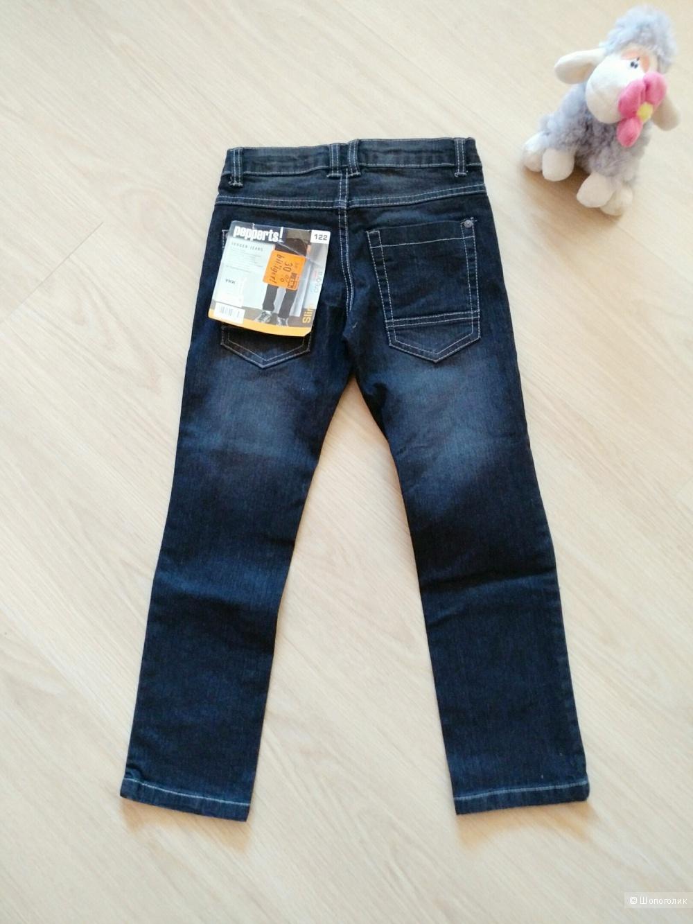 Детские джинсы Pepperts размер 122