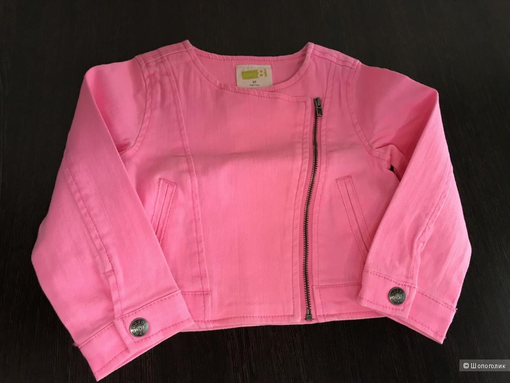 Джинсовая куртка Crazy8, размер 2Т