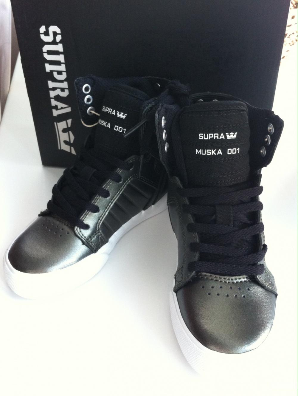 Кеды, ботинки SUPRA, размер 29