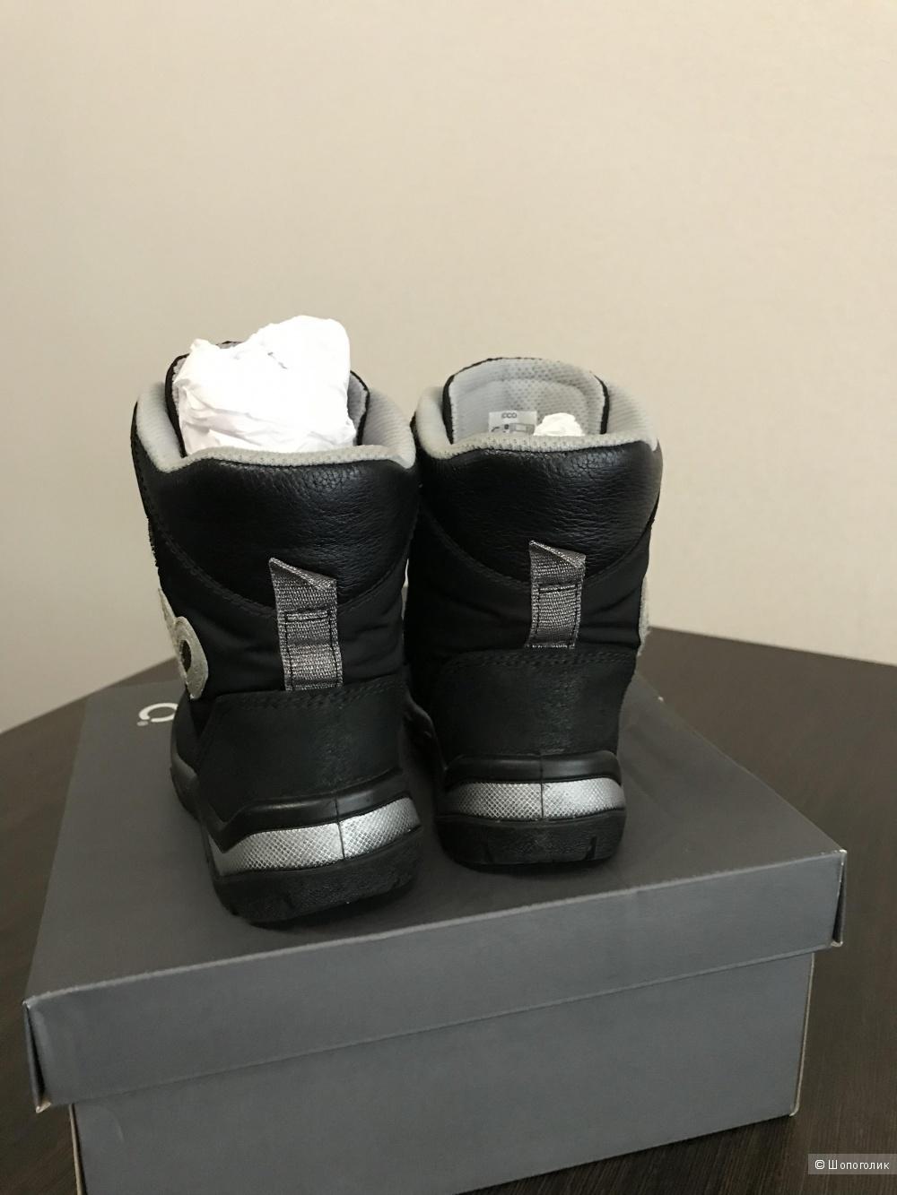 Ботинки Ecco snowride, размер 23