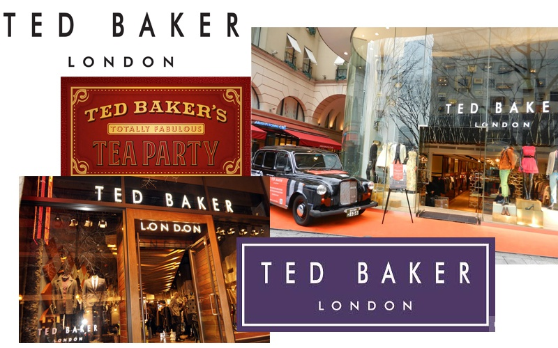 Кроссовки Ted Baker,  37 размер