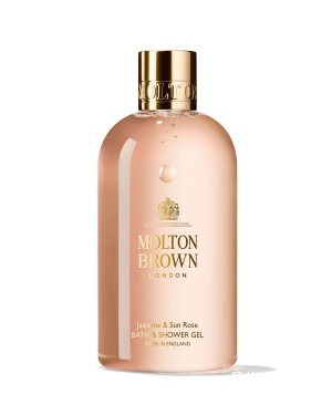 Molton Brown Jasmine & Sun Rose Bath & Shower Gel 100ml