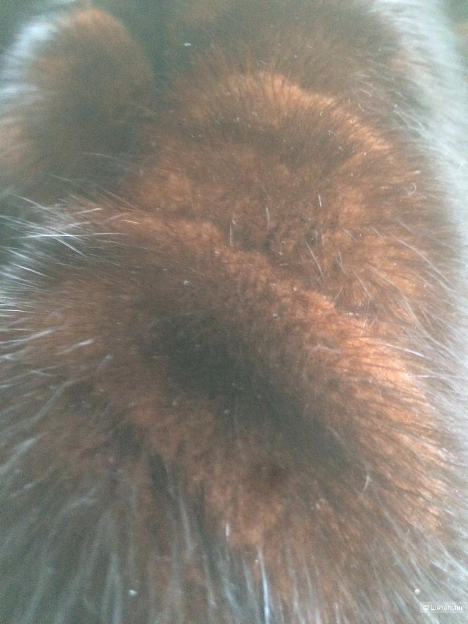 Норковая шуба Тулупова М
