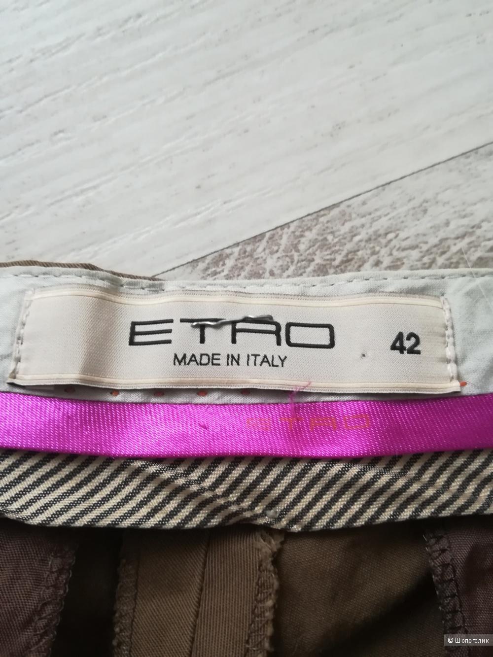 Брюки Etro,размер 46