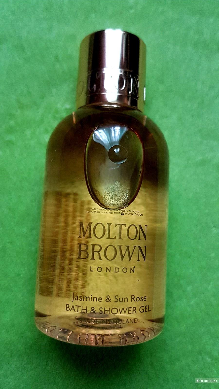 Molton Brown Jasmine & Sun Rose Bath & Shower Gel 100ml