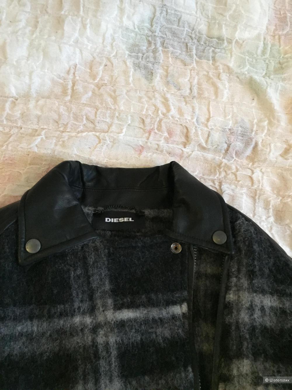 Укороченное пальто Diesel, размер S