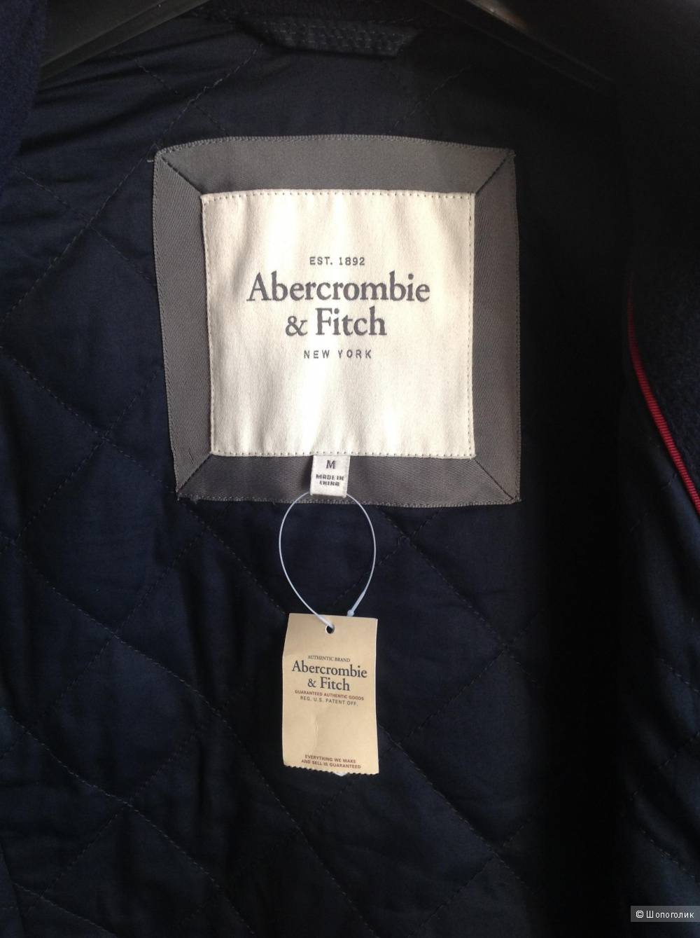 Бушлат Abercrombie & Fitch, размер М.