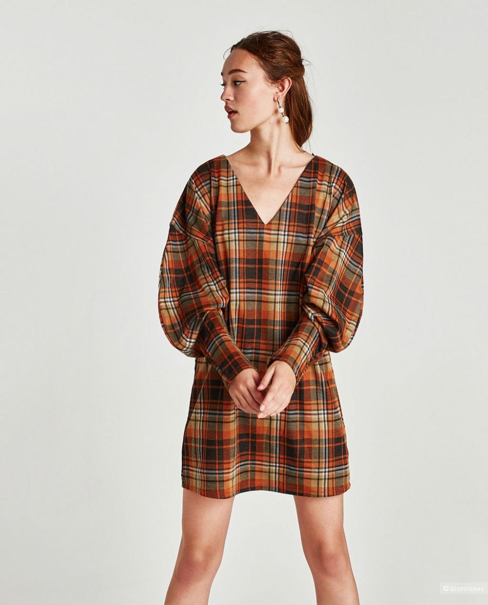 Платье-туника Zara Trafaluc, 44-48